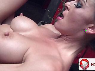 Franki Hairy MILF getting fucked real hard Porn