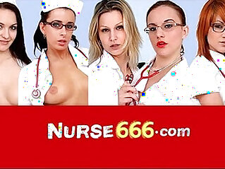 Denisa Heaven the best naughty nurse ever