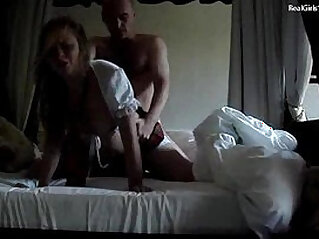 Hidden Hotel Cam Fuck