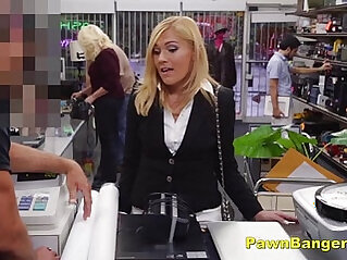 Classy Lady Turns Slutty For Cash
