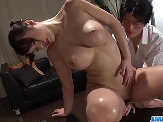 Kaede Niiyama aazing solo porn play before a good fuck