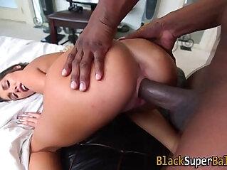 Sluts interracial swallow