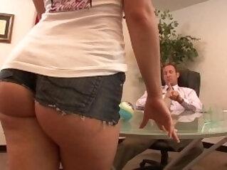 Alexis Texas Makes A Sexy Maid