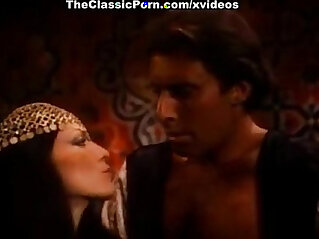 Annette Haven, John Leslie in retro porn music video with awesome blowjob