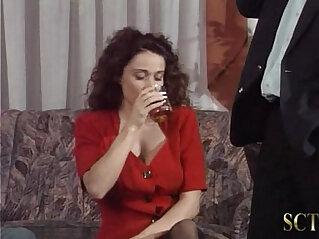 Erika Bella La Figlia del Padrino Revenge II 1998 scene
