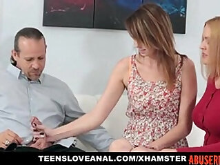 TeensloveanalTeaching My Step daughter Anal hd Porn step son spanking