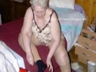 OmaGeil Old naked Seniors